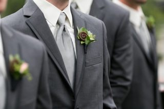 Boutonnières Don't Have to Be Boring