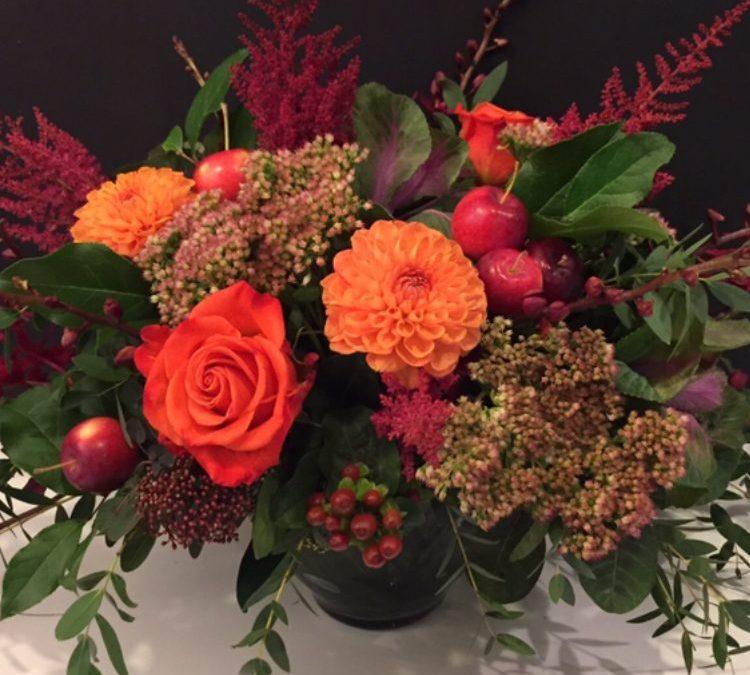 Florals For Rosh Hashanah