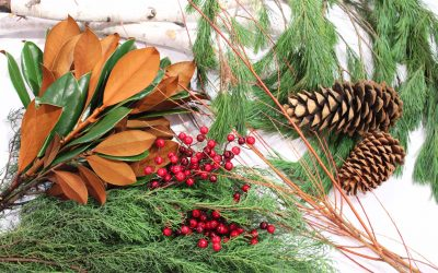 The Most Wonderful Time of the Year – Our Winter Greenery Pre-Sale!