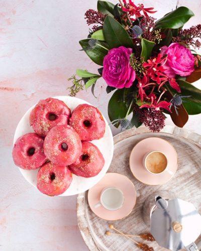 Food & Flower Ideas for Chanukah