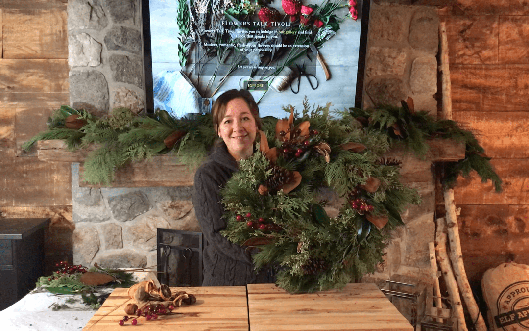 Make Your Own Beautiful Holiday Wreath