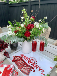 Canada Day Table