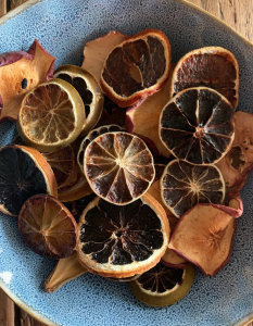 final product dried fruit