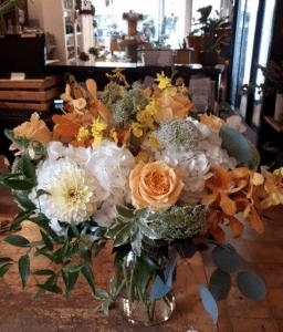 arrangement designed by Elena