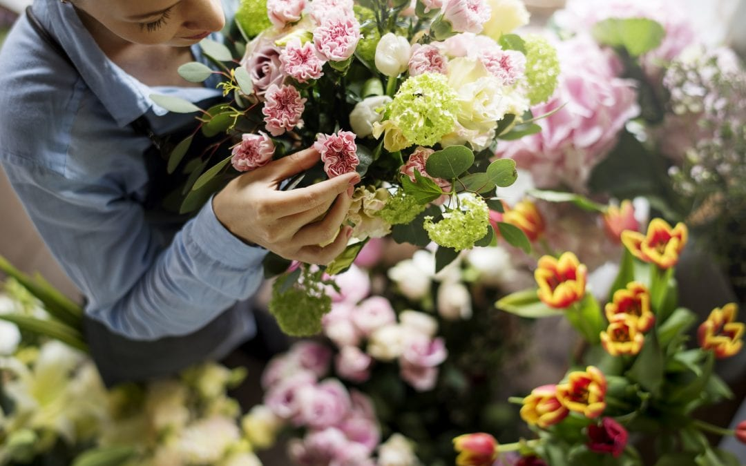 Four Flower Shop Essentials for Summer