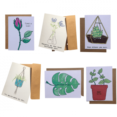 Plant Cards