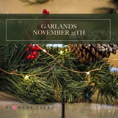 Garlands Workshop